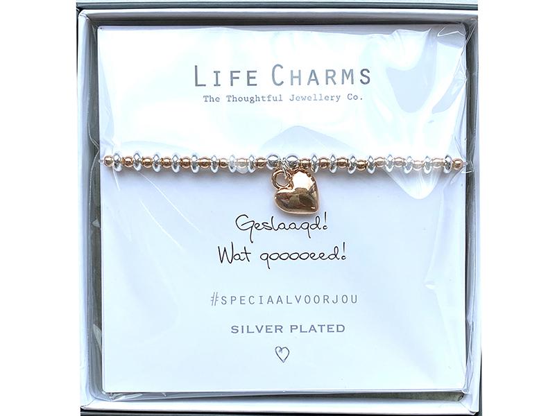 Life Charms - Geslaagd-Moederdag