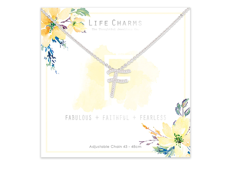 Life Charms - Be Yourself colliers
