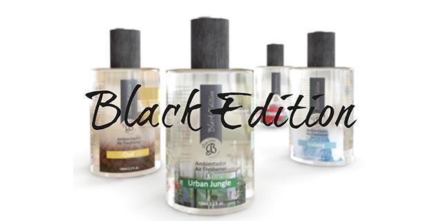 Black Edition - roomspray