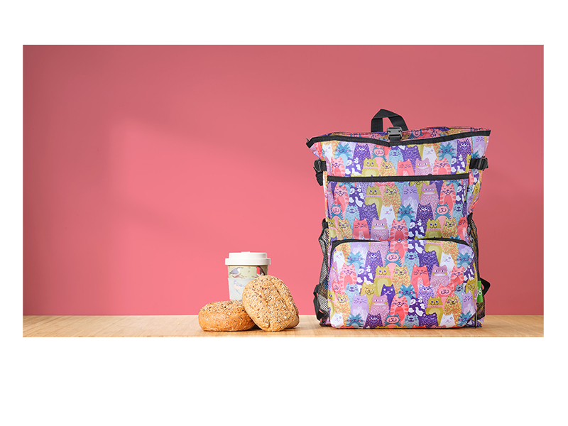 Eco Chic - Backpack Cooler (rugzak koeltas)
