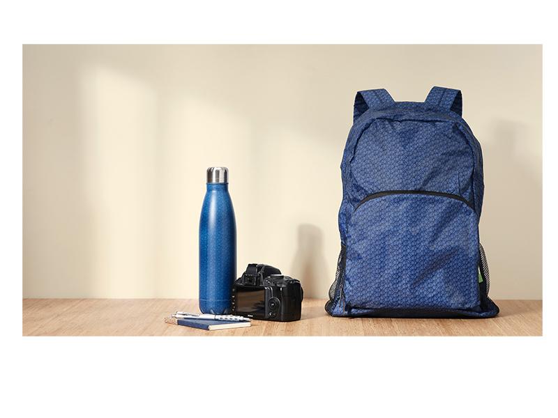 Eco Chic - Foldable Backpack (Rugzak)