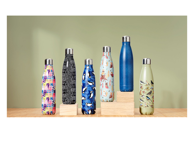 Eco Chic - The Bottle Thermosfles