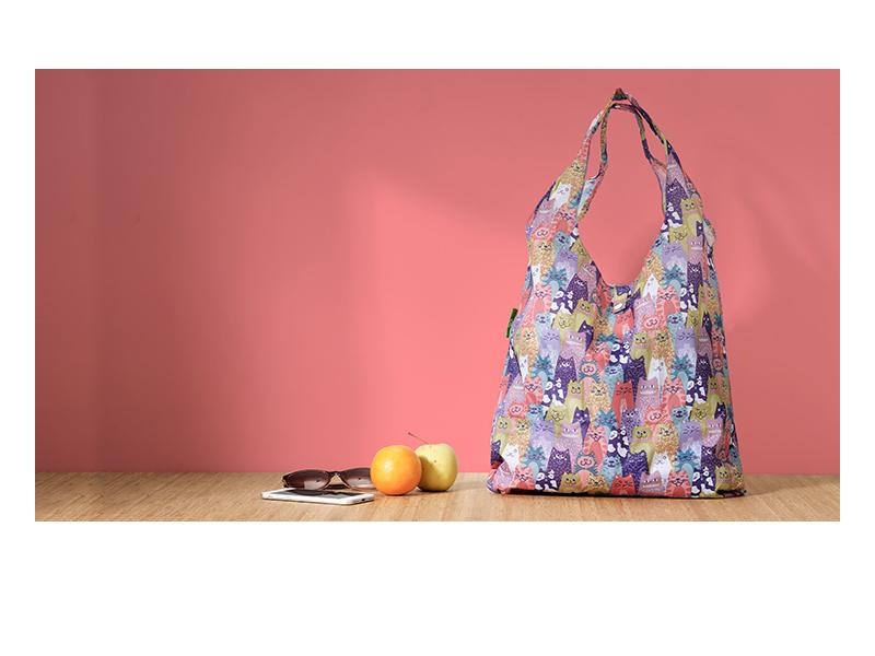 Eco Chic - Foldaway Shopper