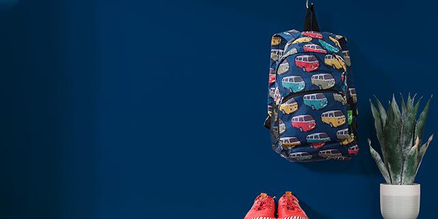 Eco Chic - Mini Backpack