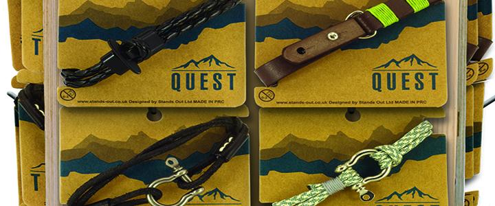 Quest armbanden