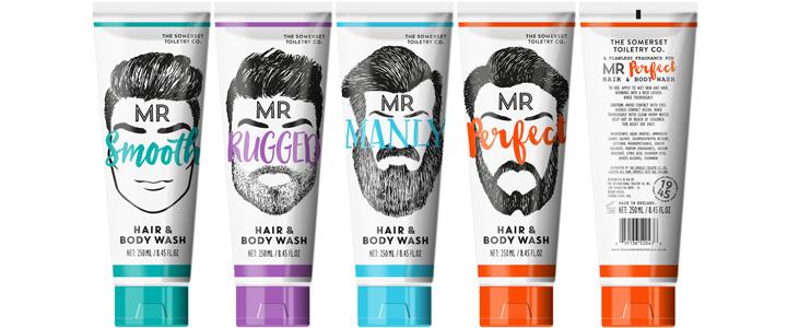 Mr. Beard collectie