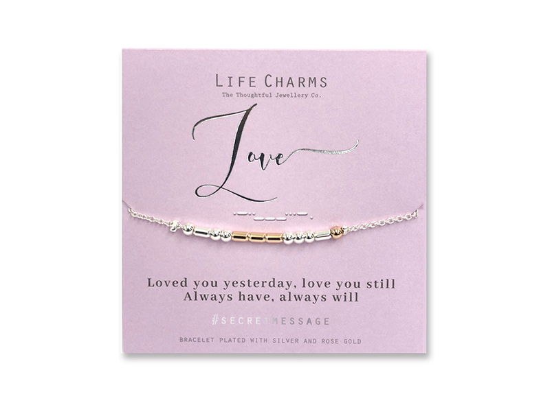 Life Charms - Secret Message