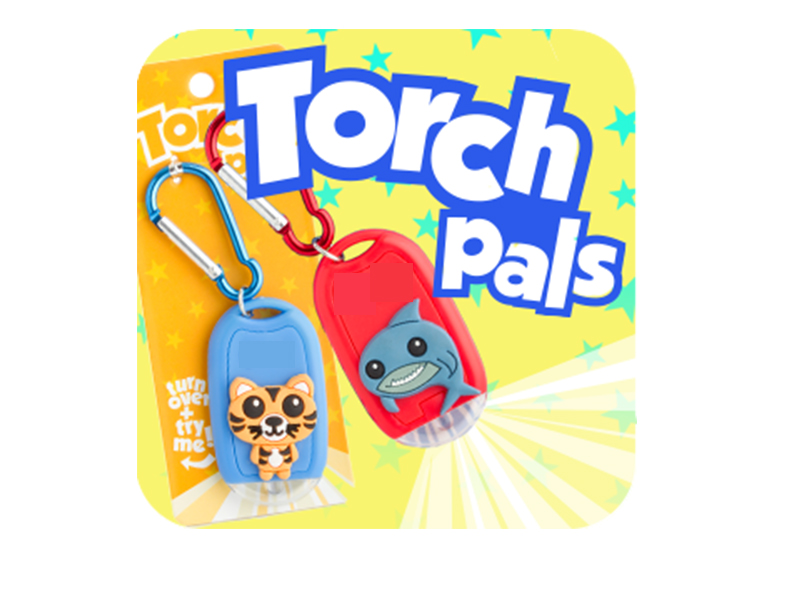 Torch Pals (zaklampjes)