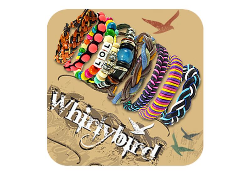 Whirly Bird armbanden