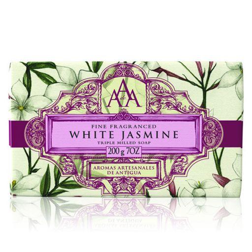 AAA Floral Soap White Jasmine