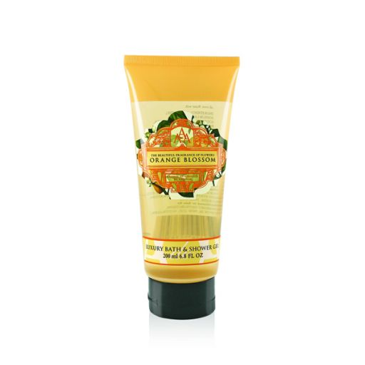 Floral AAA Showergel Orange Blossom