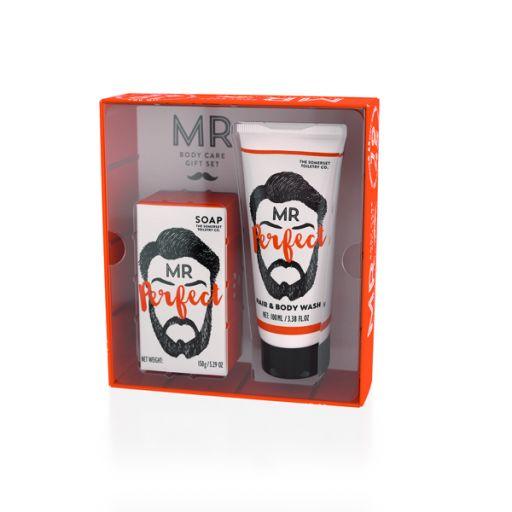 Bearded Men Giftset - Mr. Perfect (Mr Beard