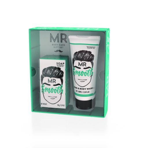Bearded Men Giftset - Mr. Smooth