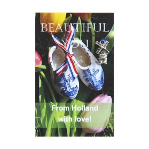 Mooi Mens Beautiful You - From Holland with love
