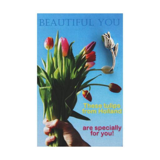 MM - Beautiful You - These Tulips are especially for you