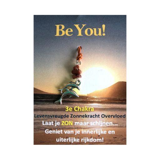 De 3e Chakra - Levensvreugde - Zonnekracht - Overvloed