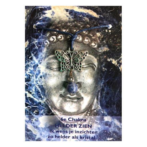 Be You! - De 6e Chakra - Helder - Zien