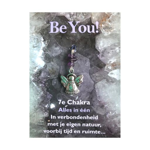 Be You! - De 7e Chakra - Alles in een