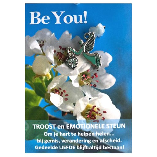 Be You! - Troost en Steun