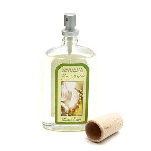 Boles d'olor Roomspray - witte bloemen