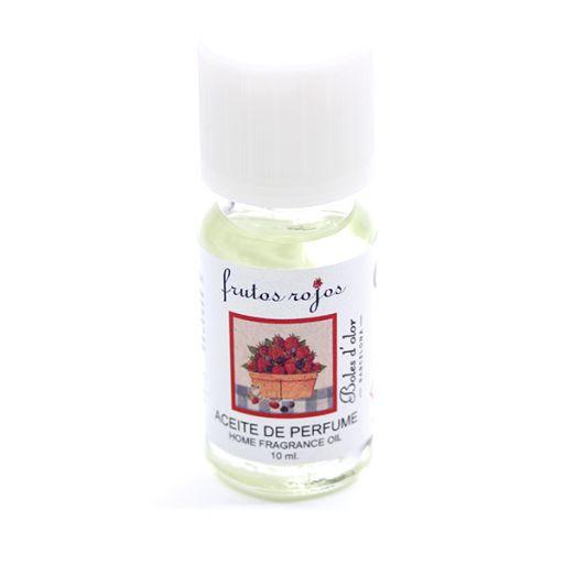 Boles d'olor - geurolie 10 ml - Frutos Rojos - Rode vruchten