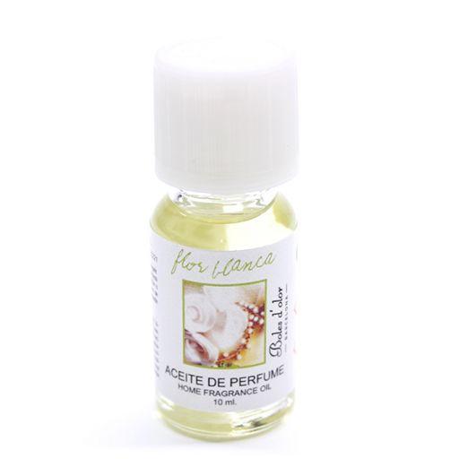 Boles d'olor - geurolie 10 ml - Flor Blanca - WItte Bloemen