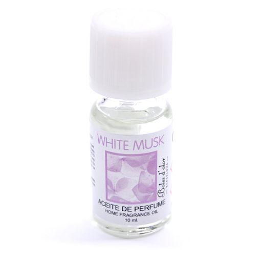 Boles d'olor - geurolie 10 ml - White Musk