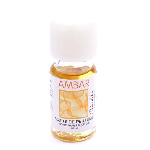 Boles d'olor - geurolie 10 ml - Amber