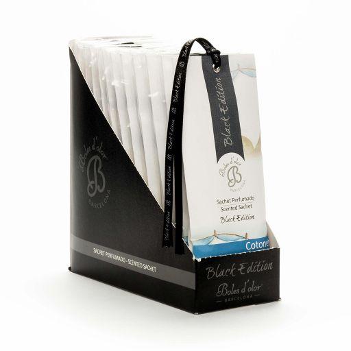 Geursachet Black Edition Cotonet - Katoen (Boles d'olor)