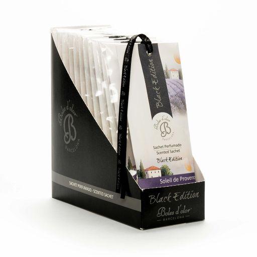 Geursachet Black Edition Soleil de Provence - Lavendelveld (Boles d'olor)