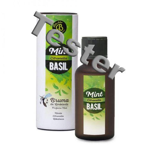 TESTER  Mint, Citronella & Basillicum  - Boles d'olor geurolie 50 ml