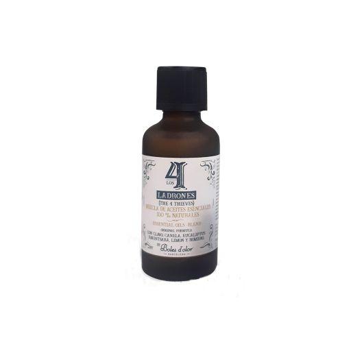 Boles d'olor - 4 DIEVEN (Los 4 Ladrones) -  100% Essentiële geurolie - 50 ml