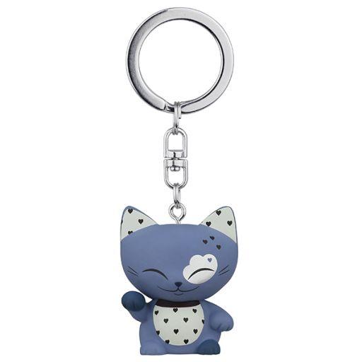 240409 - Mani the Lucky Cat - MLCK033 - Sleutelhanger - Cat033 (Mani the Cat)