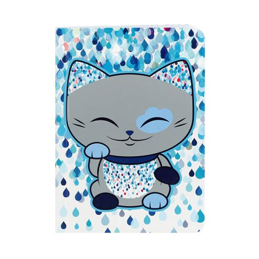 Mani the Lucky Cat - MS029 - Notitieboek S