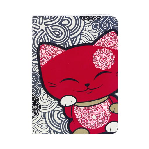 Mani the Lucky Cat - MS030 - Notitieboek S