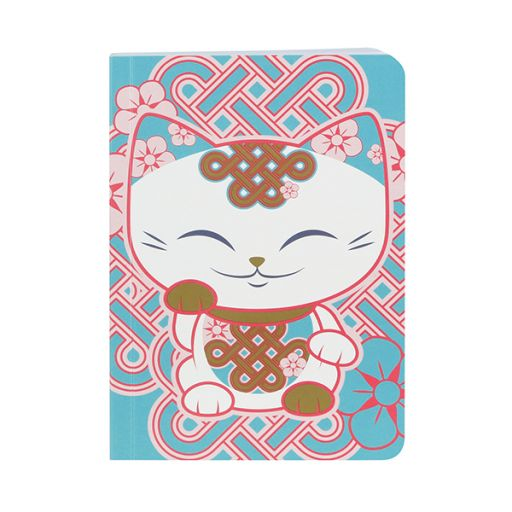 Mani the Lucky Cat - MS031 - Notitieboek S