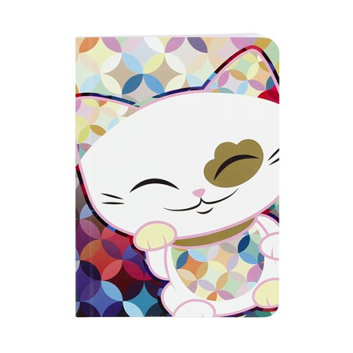 Mani the Lucky Cat - MS033 - Notitieboek S