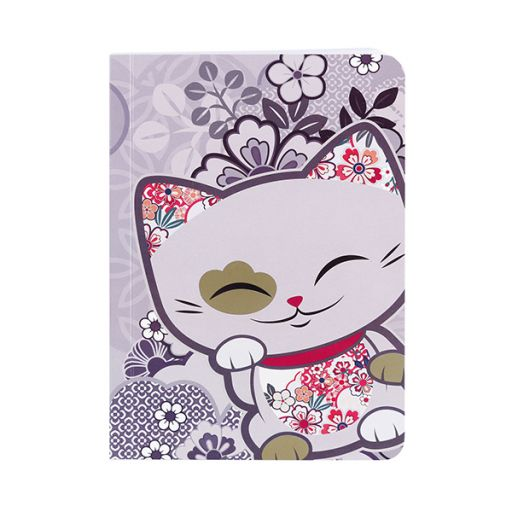 Mani the Lucky Cat - MS034 - Notitieboek S
