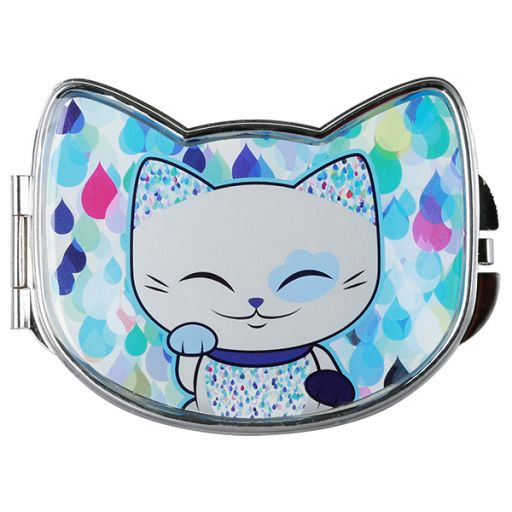 Mani the Lucky Cat - MF059 - Spiegeltje - Cat025 silver (Mani the Cat)