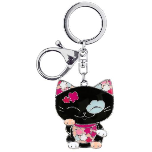 Mani the Lucky Cat - MGK009 - Sleutelhanger - Cat50