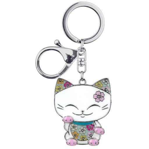 Mani the Lucky Cat - MGK014 - Sleutelhanger - Cat54