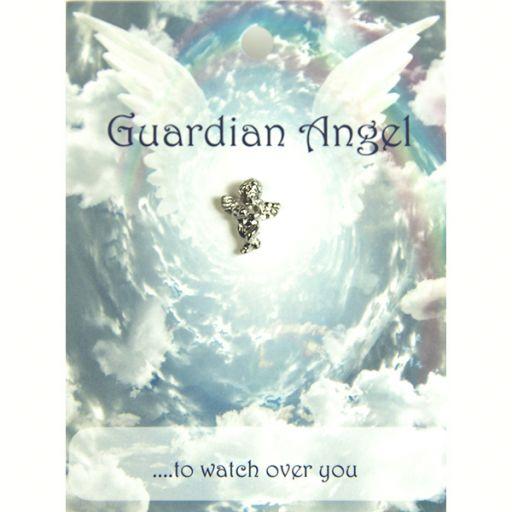 Beschermengel op pin - Guardian Angel