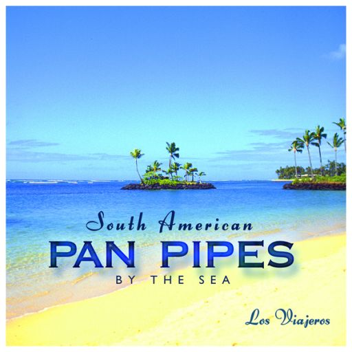 CD Pan Pipes by the Sea