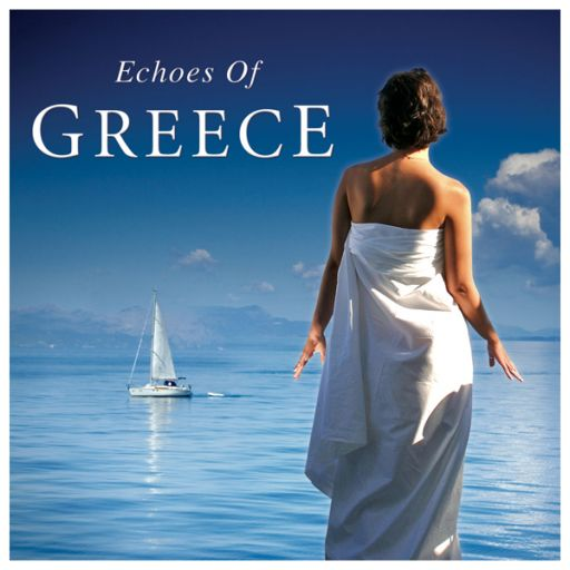CD Echoes of Greece