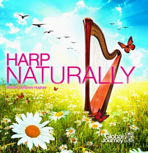 CD - Harp Naturally