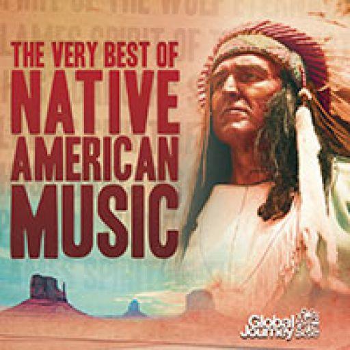 CD Native American Music