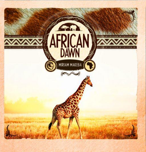 CD - African Dawn