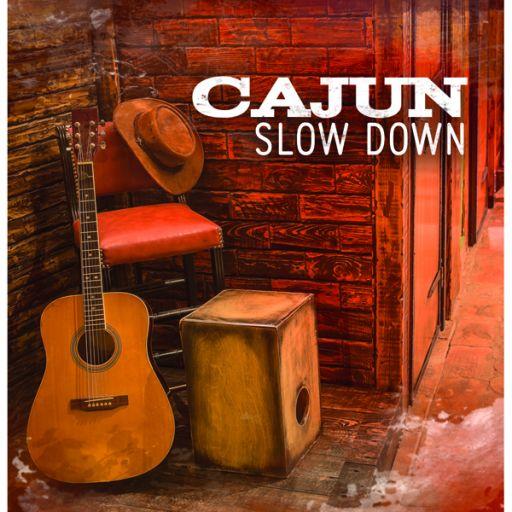 CD Cajun slow down Journey Journey - 3781