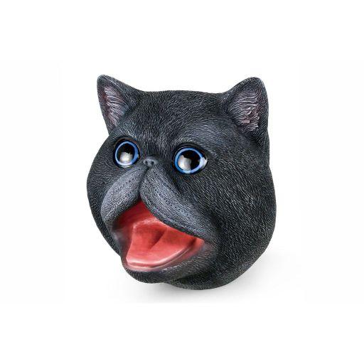 Animal Hand Puppet - Black Cat