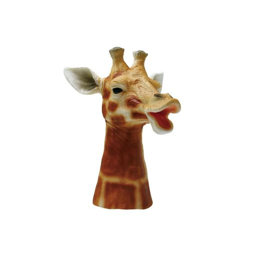 Animal Hand Puppet - Giraffe